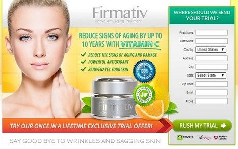 Firmativ Review – Must Read This First Before BUY!!! | What is the Food For Healthy Skin and Beyond Firmativ | Scoop.it