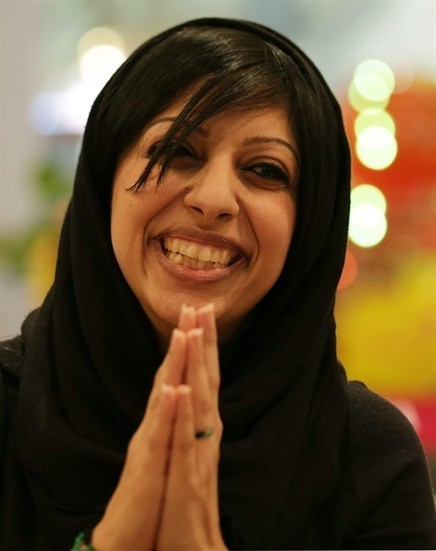 Activist Zainab al-Khawaja, jailed daughter of Bahraini human rights activist, freed | Human Rights and the Will to be free | Scoop.it