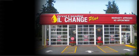 Great Canadian Oil Change | Nanaimo Oil Change | Nanaimo Activity | Scoop.it