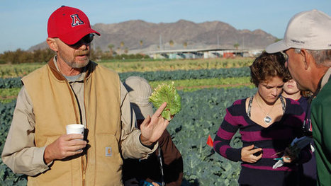 Group Helps with Growing Interest in Agriculture, Gardening, and Nutrition | Arizona Public Media | CALS in the News | Scoop.it