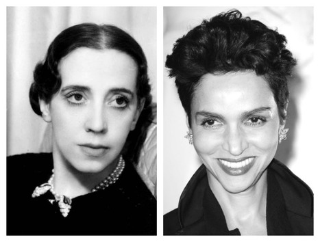 Farida Khelfa, Schiaparelli's new representative | Le Marche & Fashion | Scoop.it