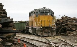 US rail traffic hits traffic highs thanks to commodities | Practical Sustainable Business | Scoop.it