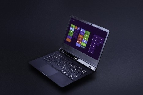 Ultrabook Prototype Combines Touch and Eye-Tracking Technology   Gadget Lab   Wired.com   Prospection technologiques   Scoop.it