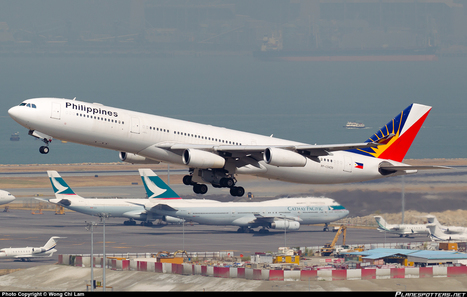 Fumée à bord : un Airbus de Philippine Airlines fait demi-tour | Aviation & Airliners | Scoop.it