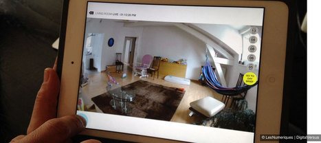 Logi Circle, une caméra connectée qui sépare le bon grain de l'ivraie | Geeks | Scoop.it
