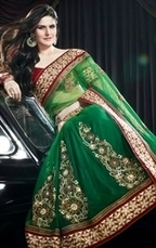 Buy Ideal Bollywood Sarees Online from IndianWardrobe | Indian Wardrobe | Scoop.it