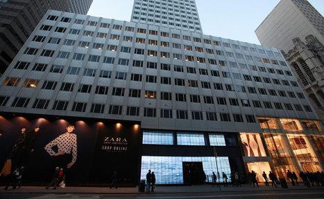 Zara - NY   Marks & Spencer and Zara   Scoop.it