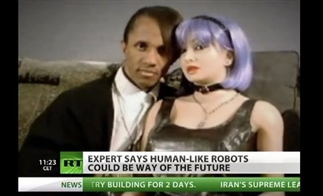 9 percent would have sex with a robot | New medias, new behaviors | Scoop.it