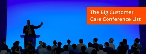 The Vcare Big List of Customer Care Conferences | Vcaretec | Contact Call Center Outsourcing | Scoop.it