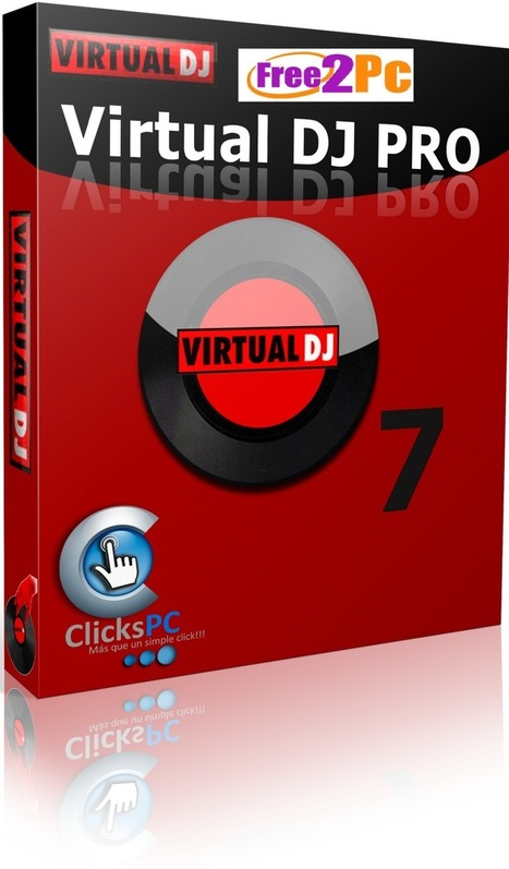 virtual dj pro 7 crack free serial