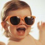 Lunettes de soleil : faites le bon choix ! | Autour de la puériculture, des parents et leurs bébés | Scoop.it