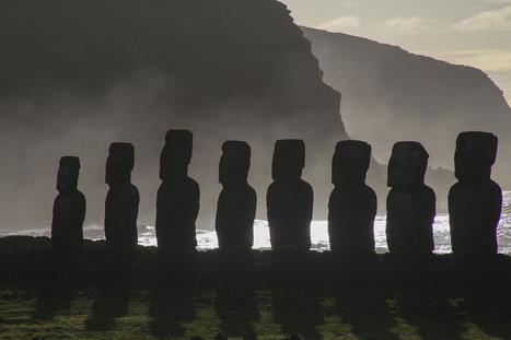Sur l'île de Pâques, les guetteurs de l'océan | Ca m'interpelle... | Scoop.it