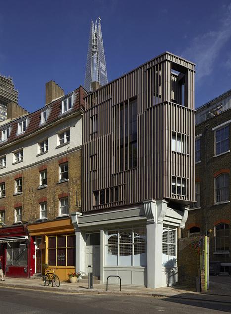 Découvrez les 33 bâtiments du futur de l'architecture | Plusieurs idées pour la gestion d'une ville comme Namur | Scoop.it