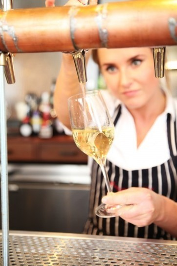 Wine on tap trend surging in London | Quirky wine & spirit articles from VINGLISH | Scoop.it