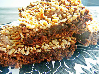 Sugar and Spice: Double Hazelnut Brownies | Brownies, Muffins, Cheesecake & andere Leckereien | Scoop.it