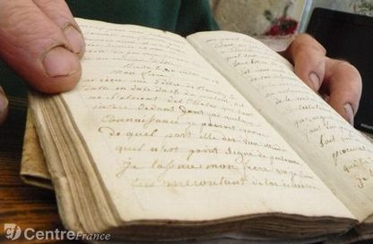 Il retrouve le carnet de son aïeul, soldat de Napoléon 1er | Nos Racines | Scoop.it