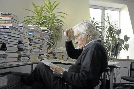 Entrevista a Noam Chomsky / La democracia debe sustituir la hegemonía de los EE.UU. | MOVUS | Scoop.it