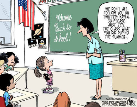 More with Less? Really? Welcome to Back to School - Lily's Blackboard | Lily's Blackboard | United Way | Scoop.it
