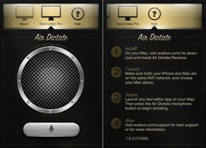 Air Dictate app brings Siri's voice control to Macs, makes you feel just a little more important | Machinimania | Scoop.it