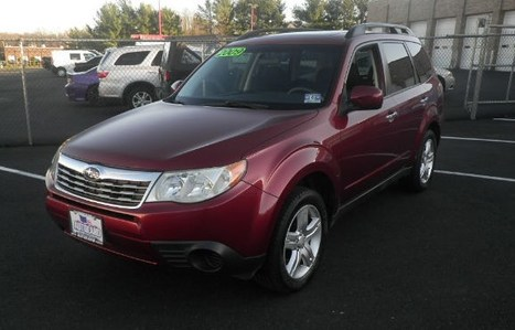 Used 2009 Subaru Forester 2.5 X | Toyota Models | Scoop.it