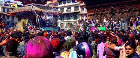 Holi : Festival of colors - Gorgeous Nepal | Nepal travel stories and experience | Scoop.it