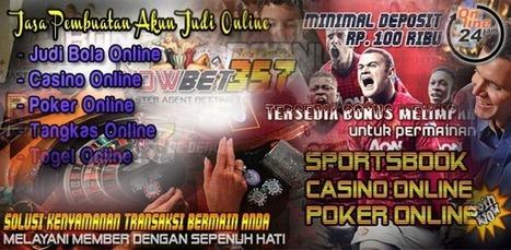 Cara Daftar Bermain Judi Online Bola Togel Casino Poker Tangkas | Agen Judi Taruhan Bola Casino Sbobet Online Terpercaya | Agen Bola Terpercaya Piala Dunia 2014 | Scoop.it