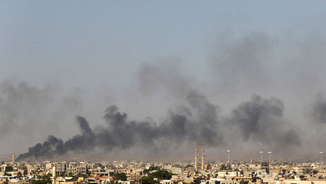 Over 50 dead in Tripoli airport battle as foreigners leave collapsing Libya | Saif al Islam | Scoop.it