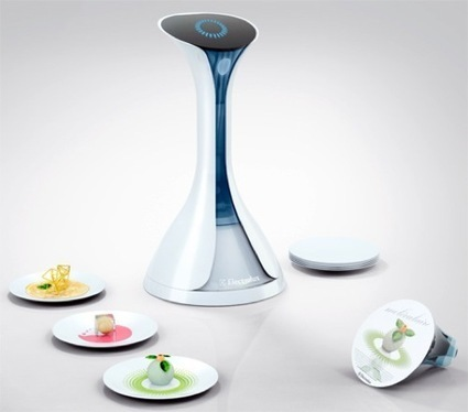 Electrolux Moleculaire 3D molecular food printer | 3D Printing and Fabbing | Scoop.it