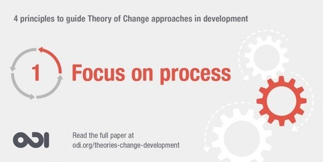 Four principles for Theories of Change in global development | Comment | Overseas Development Institute (ODI) | NGOs in Human Rights, Peace and Development | Scoop.it