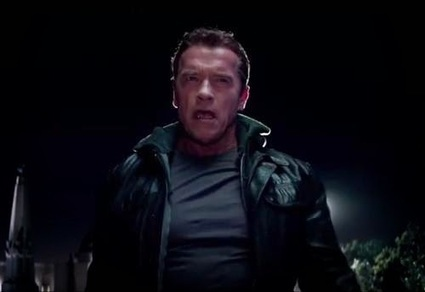 Terminator: Genisys Trailer: Arnie Fights Arnie in a Battle for the Ages | Onenaija News | Scoop.it