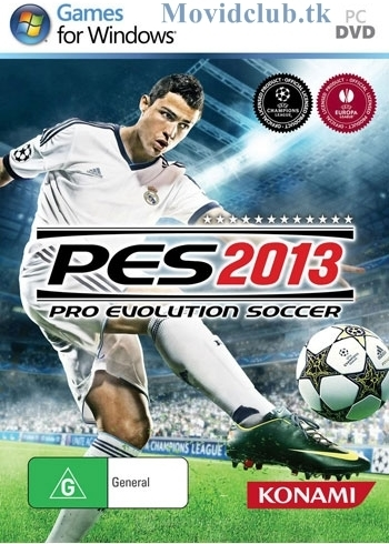 MOVID CLUB: PES 2013 PRO EVOLUTION SOCCER FULL UPDATED [ 4.83 GB COMPRESSED ] DIRECT LINK | PC GAMES free | Scoop.it