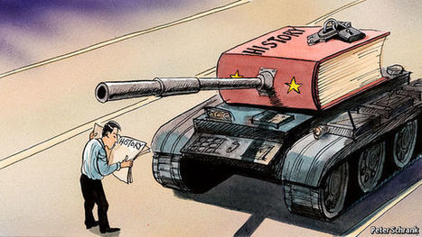 China is struggling to keep control over its version of the past | IB: Authoritarian States | Scoop.it