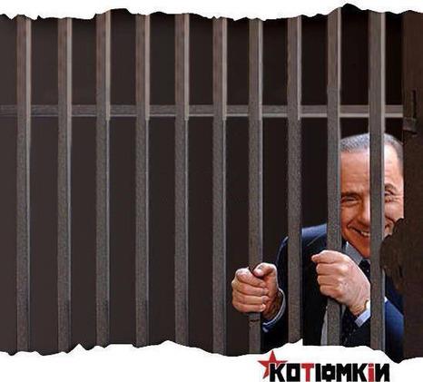Io mi chiamo Silvio Berlusconi e son candidato al carcere, ahimè | Religulous | Scoop.it