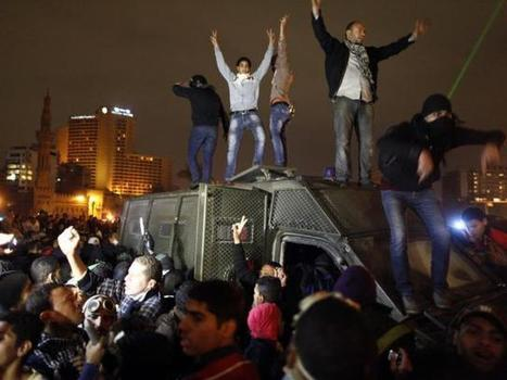 Legerleider waarschuwt voor instorten Egypte | Maarten Huisman Rechtsstaat | Scoop.it