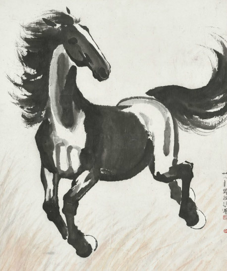 'Galloping Horse' up for auction | Horses in art and history | Scoop.it