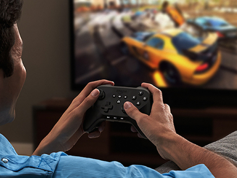 "With Fire TV, Amazon Exec Pledges ""Increasing Investment"" in Games 