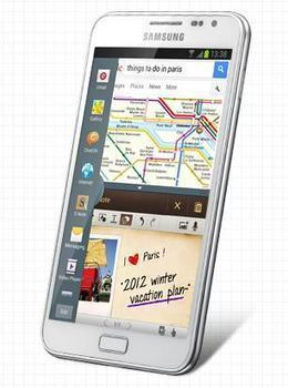Galaxy Note Premium Suite ya es oficial. Las multiventanas llegan al Note original | Vulbus Tech Review (VITR) | Scoop.it