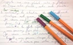 Je corrige, tu corriges, il/elle corrige… | Frenchbook : news FLE | Scoop.it
