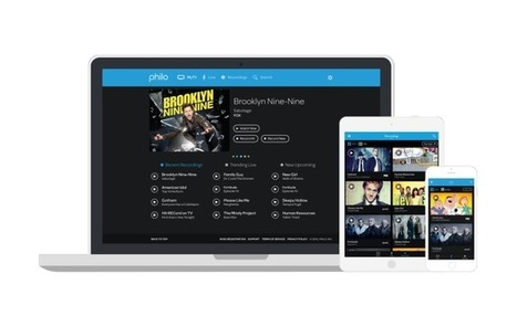 Philo Raises $10 Million From NEA, HBO & Others For Its On-Campus Internet TVService   Richard Kastelein on Second Screen, Social TV, Connected TV, Transmedia and Future of TV   Scoop.it