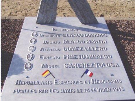 Hommage aux FTP des procès des 42 et des 16, les 13 et 15-16 février 2014 - [Comité du Souvenir des Fusillés] | AJPN Seconde Guerre mondiale en France | Scoop.it