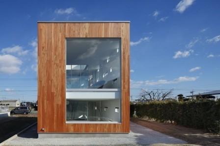 [Shizuoka Prefecture, Japan] RHYTHM and Plum Tree / Keisuke Kawaguchi + K2-Design | The Architecture of the City | Scoop.it