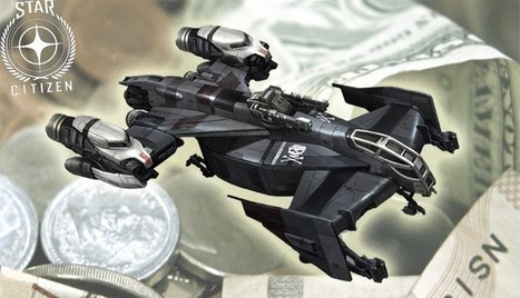 Star Citizen's Crowdfunding Campaign Finishes With Record $6.2 Million | Living | Scoop.it