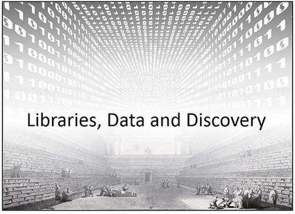 Las bibliotecas, plataformas para una ciencia abierta   Aprendiendo TIC y Educación-Learning every day TIC and Education   Scoop.it
