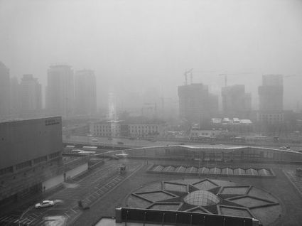 La pollution de l'air en Chine affecte le climat mondial | Relations internationales | Scoop.it