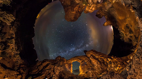 Time-lapse panoramas show the heavens like never before - Geek | 360 VR photography | Scoop.it