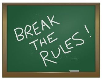 5 Marketing Rules You May Want To Break | Quick Social Media | Scoop.it