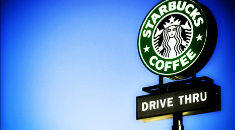 Starbucks' Tweet a Coffee program is genius for all involved | Real Estate Plus+ Daily News | Scoop.it
