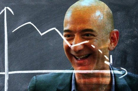 Moore's law gives way to Bezos's law | The Rise of the Algorithmic Medium | Scoop.it