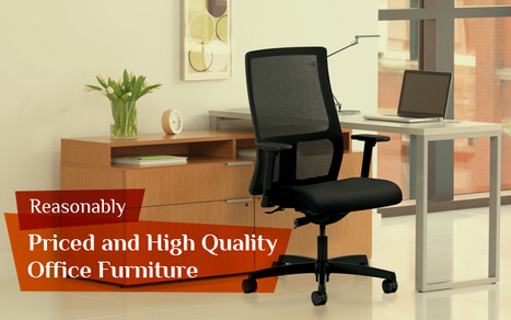 Reasonably Priced and High Quality Office Furniture | Office Furniture UK | Scoop.it