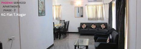 Guest House Chennai - Best Guest House in Chennai | Guest House Chennai - Phoenix Serviced Apartment Chennai | Scoop.it